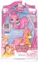 Figurine Disney 3.8 Cm - Pisicuta Aurorei Si Poneiul Lui Belle