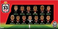 Figurine Soccerstarz Benfica Liga Sagres Team 13 Figurine