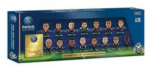 Figurine Soccerstarz Paris Saint Germain 15 Player Pack