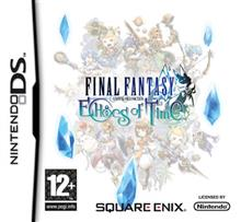 Final Fantasy Crystal Chronicles Echoes Of Time Nintendo Ds