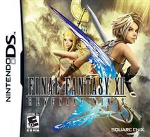 Final Fantasy Xii Revenant Wings Nintendo Ds