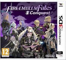Fire Emblem Fates Conquest Nintendo 3Ds