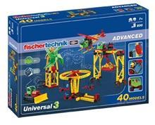Poza Fischertechnik Set Constructie 40 Modele Universal 3