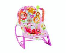 Fisher Price - Infant -To- Toddler Portable Rocker Pink (Y8184) imagine