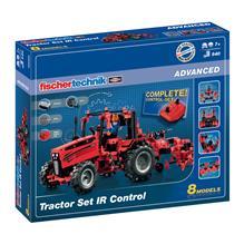 Fisher Tehnic - Adv Tractor Ir Control