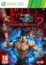 Fist Of The North Star Kens Rage 2 Xbox360