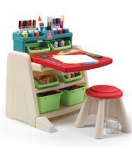 Flip & Doodlle Easel Desk New imagine