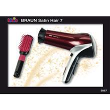 Foen Braun Cu Perie Satin Hair 7