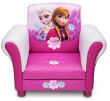 Fotoliu Cu Cadru Din Lemn Disney Frozen