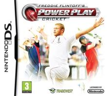Freddie Flintoff's Power Play Cricket Nintendo Ds