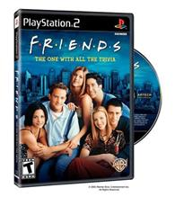 Friends The One With All The Trivia Ps2