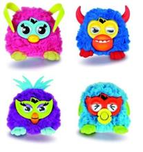 Fur Furby Party Rockers Ast