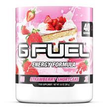 G Fuel Strawberry Shortcake Tub (40 Servings) Elite Energy And Endurance Formula imagine