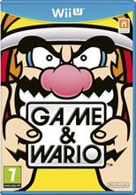 Imagine indisponibila pentru Game And Wario Nintendo Wii U