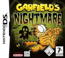 Garfield's Nightmare Nintendo Ds