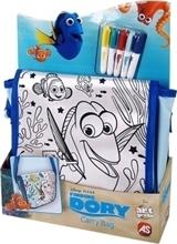 Geanta Hand Painted Finding Dory Carry Bag