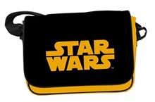 Geanta Star Wars Orange Logo