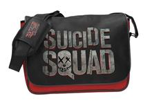 Geanta Suicide Squad Logo Messenger Bag
