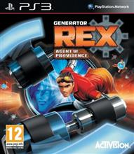 Generator Rex Agent Of Providence Ps3