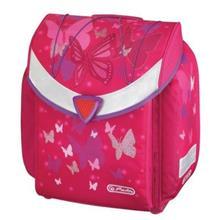 Ghiozdan Neechipat Flexi Pink Butterfly Herlitz