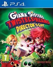 Giana Sisters Twisted Dreams Directors Cut Ps4