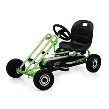Go Kart Lightning Race Green