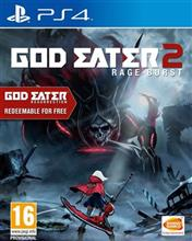 God Eater Resurrection And God Eater 2 Rage Ps4