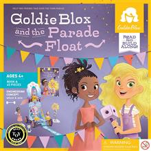 Goldieblox - Inventii La Feminin - Vehicul Pentru Parada
