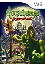 Goosebumps Horrorland Wii