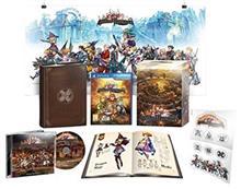Grand Kingdom Limited Edition Ps Vita