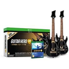 Guitar Hero Live Supreme Party Edition Xbox One