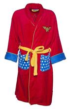 Halat De Baie Wonder Woman Dc Comics Retro Hoodless Robe