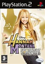 Hannah Montana Spotlight World Tour Ps2