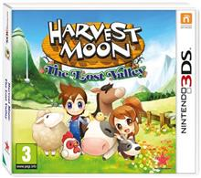 Harvest Moon The Lost Valley Nintendo 3Ds