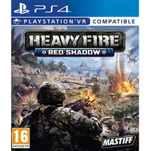 Heavy Fire Red Shadow Ps4