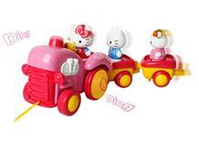 Hello Kitty Tractor