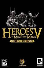 Heroes 5 Gold Edition Pc