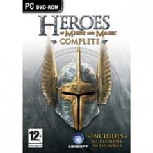 Heroes Of Might & Magic Complete (1-5) Pc