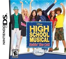 High School Musical: Makin The Cut Nintendo Ds