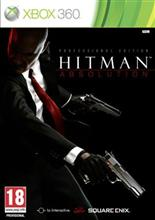 Hitman Absolution Professional Edition Xbox360