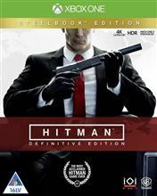 Hitman Definitive Steelbook Edition Xbox One