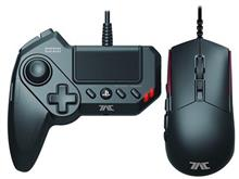 Hori Tactical Assault Commander Grip (Keypad And Gamepad Controller) For Ps3 And Ps4