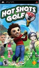 Hot Shots Golf Open Tee 2 Psp