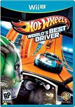 Hot Wheels World's Best Driver Nintendo Wii U