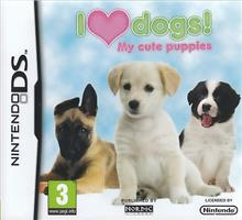 I Love Dogs Nintendo Ds