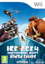 Ice Age 4 Continental Drift Nintendo Wii