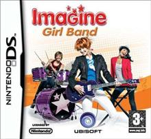Imagine Girl Band Nintendo Ds