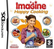 Imagine Happy Cooking Nintendo Ds