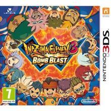 Inazuma Eleven 3 Bomb Blast Nintendo 3Ds