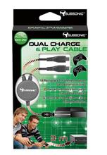 Incarcator Dublu Subsonic Charge And Play Cable Xbox One